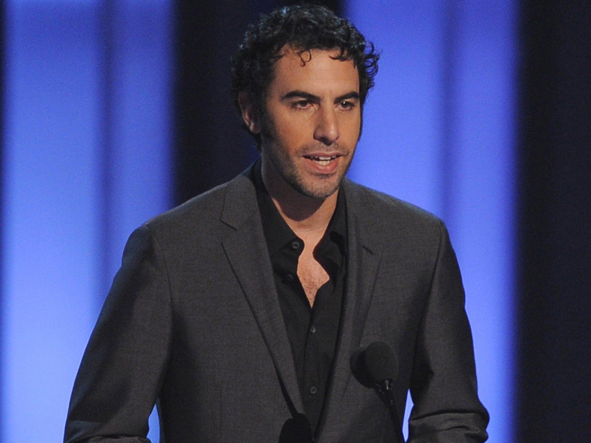 Sacha Baron Cohen kommt als Diktator zu den Oscars