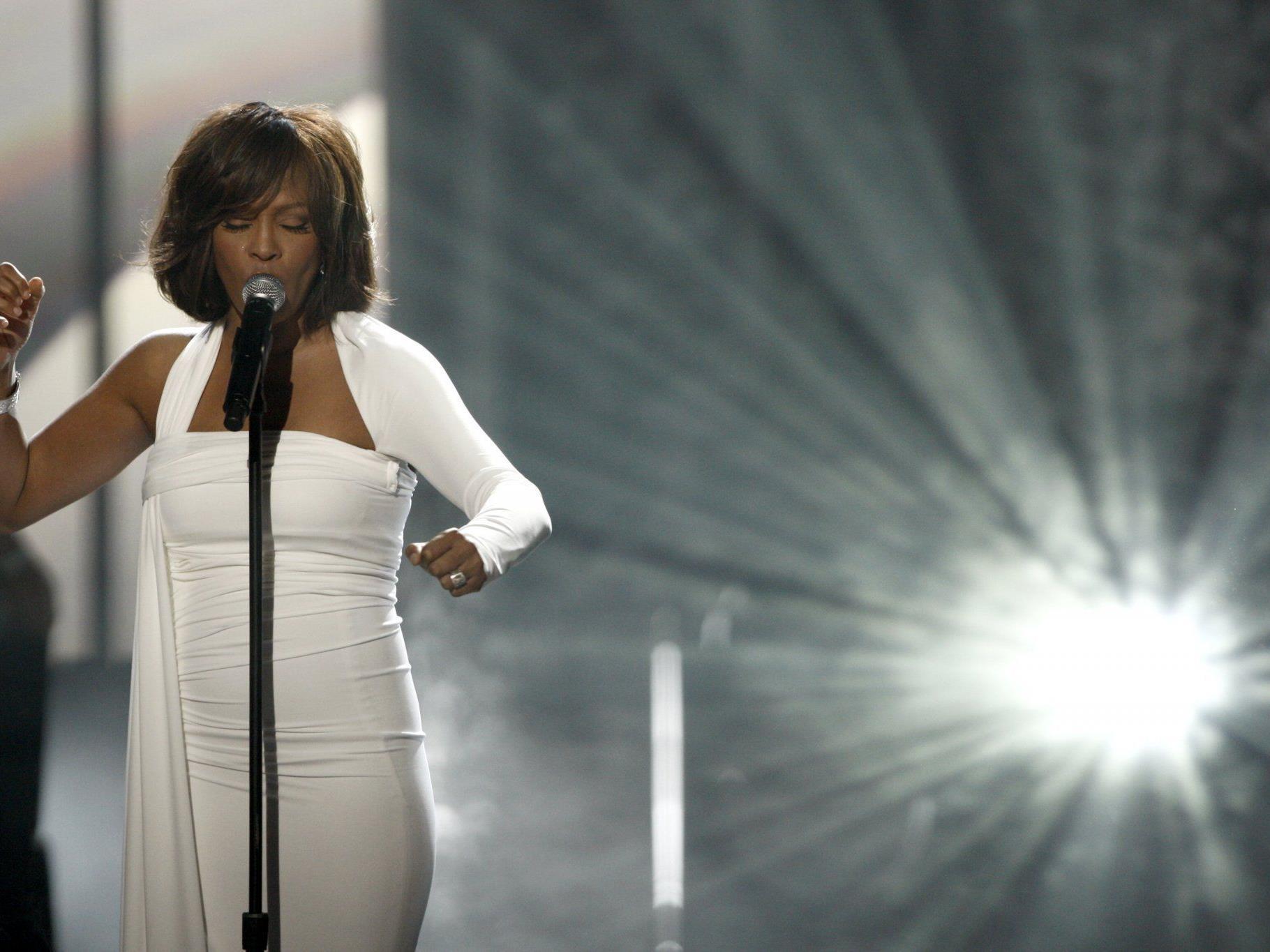 Whitney Houston im Alter von 48 Jahren gestorben.