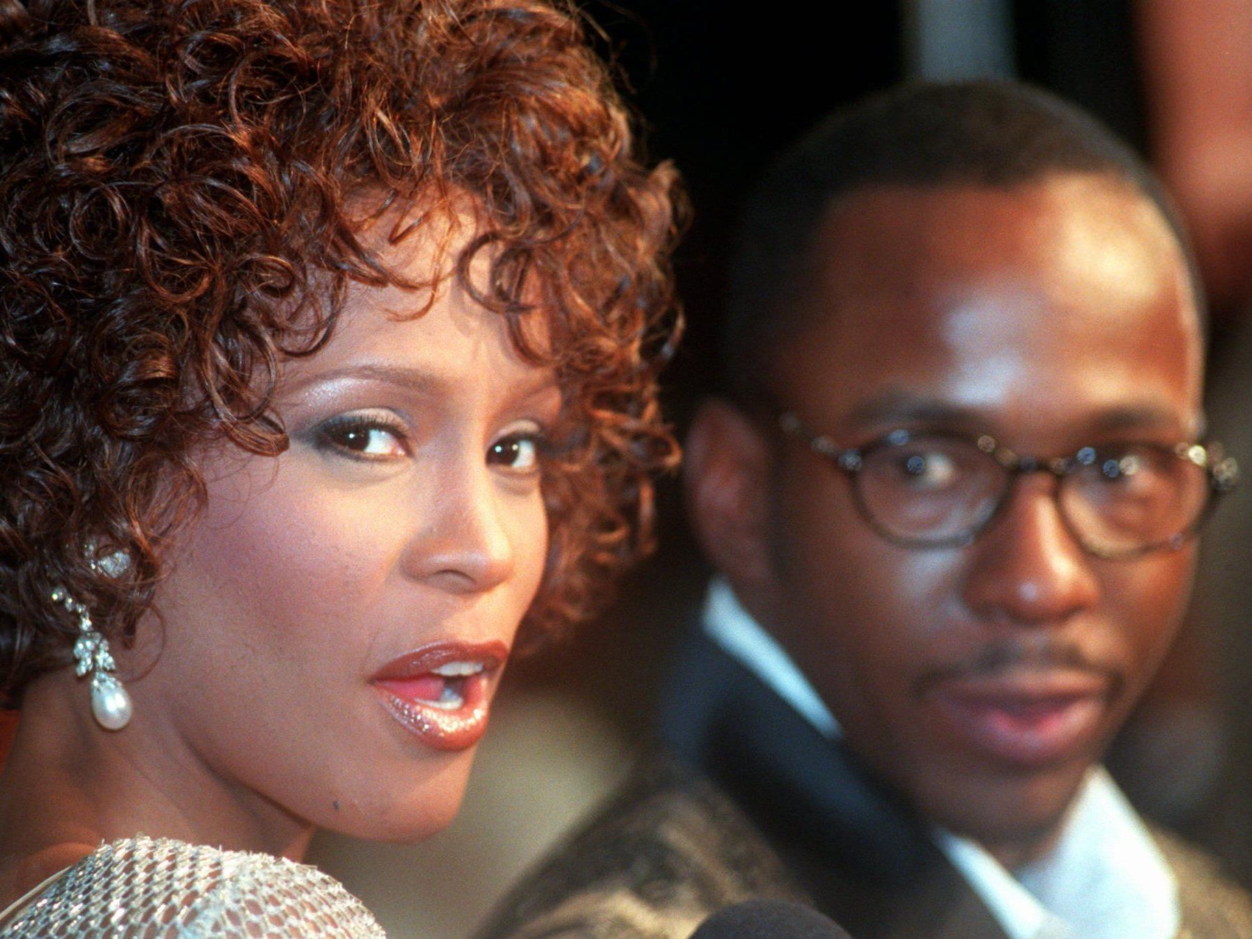 Bobby Brown und Whitney Houston führten eine turbulente Beziehung voller Streitigkeiten.