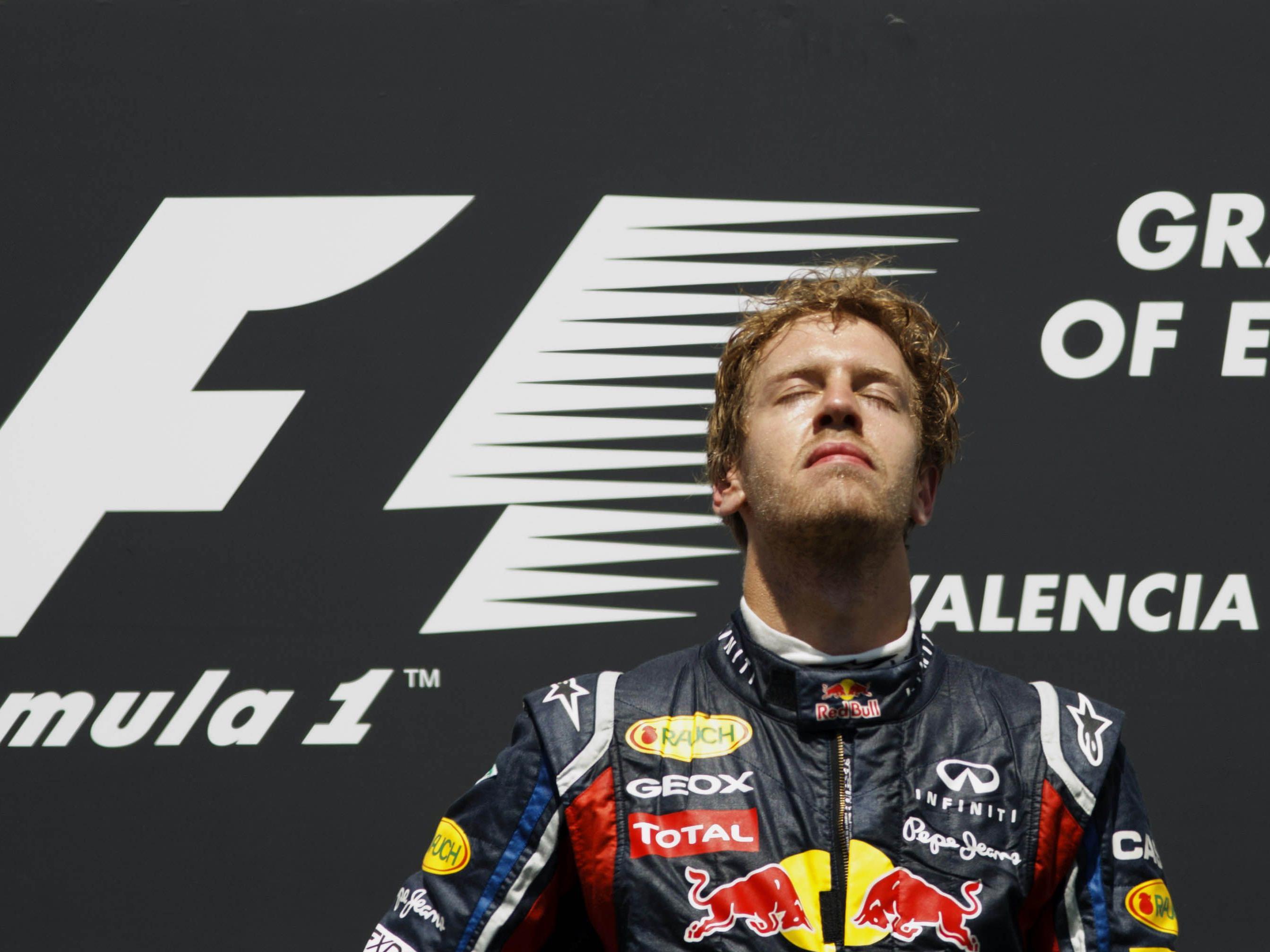 Weltmeister Vettel bei Tests in Jerez erst ab Donnerstag im Einsatz.