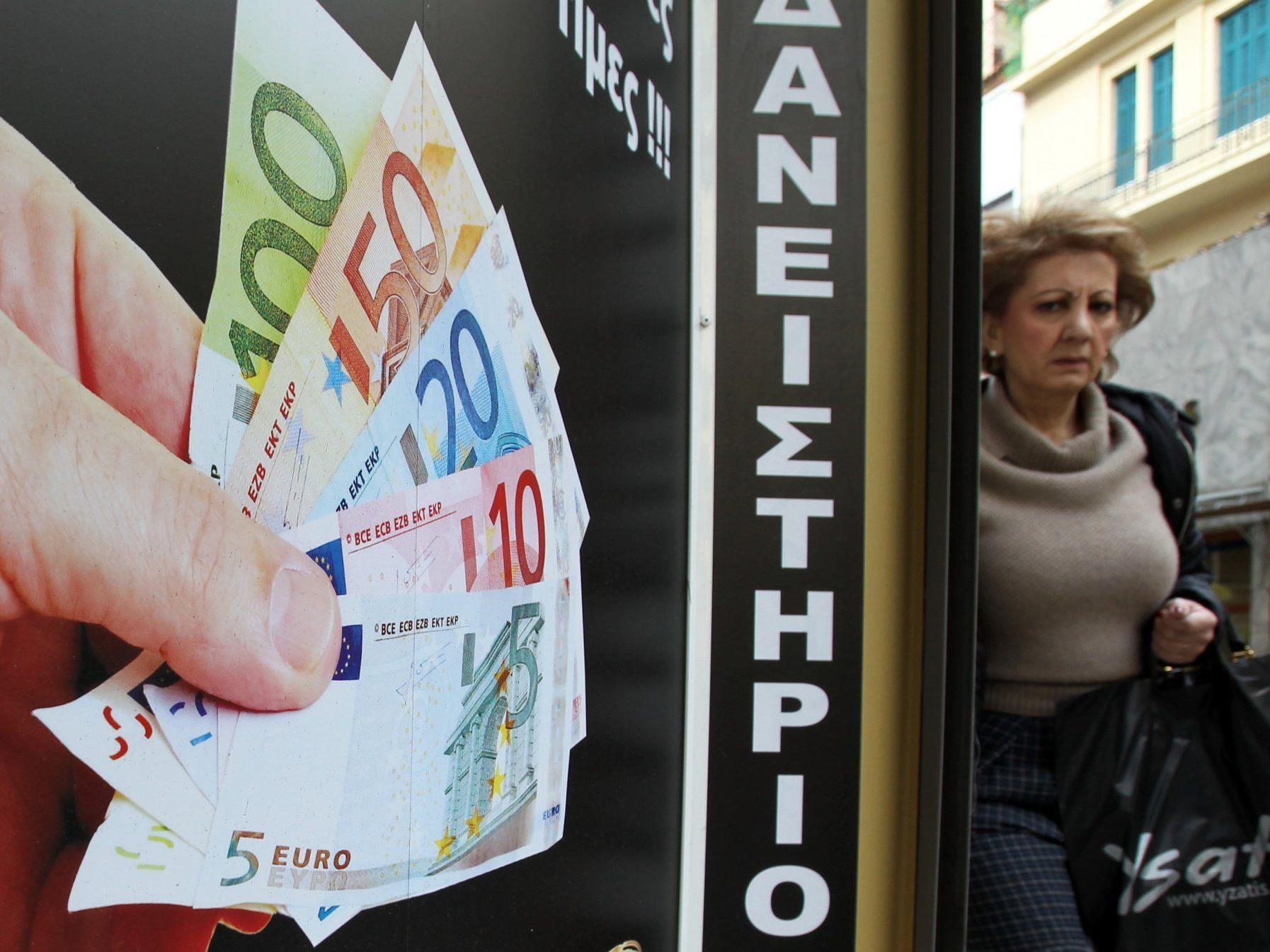 Anleihenumtausch bis Anfang März - IWF-Mittelaufstockung in Diskussion.