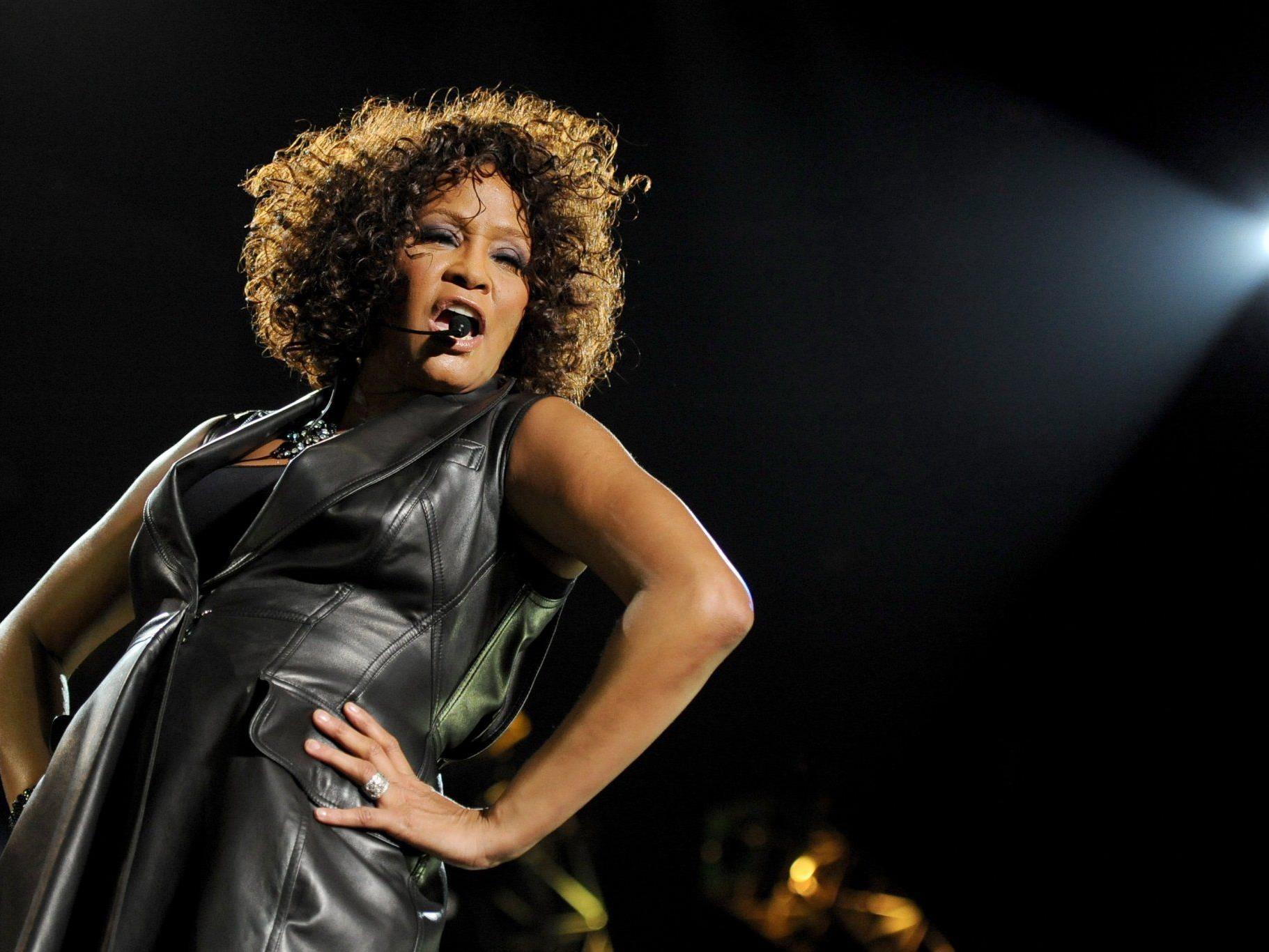 """""""Queen of Pop"""" Whitney Houston nahm als letzte Mahlzeit Fastfood zu sich."""