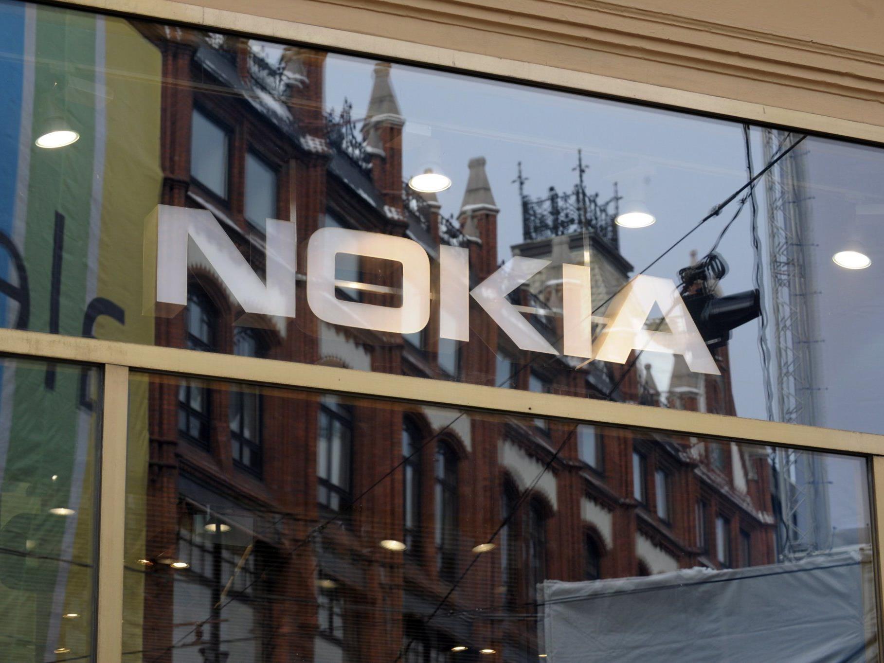 Nokia vor Samsung und Apple.