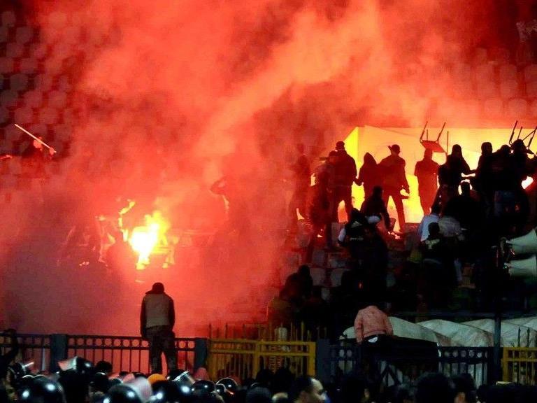 Bei Ausschreitungen in einem ägyptischen Stadion starben mehr als 70 Menschen. Wie sicher sind Wiens Stadien?