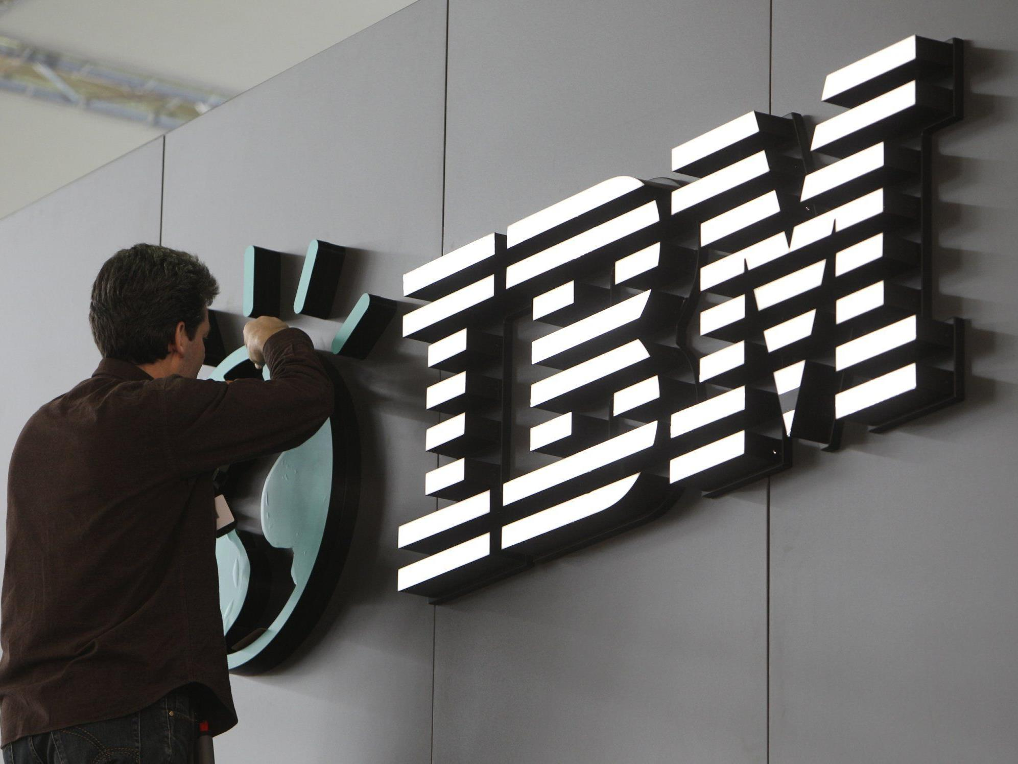 Massiver Jobabbau bei IBM geplant.