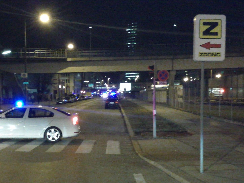In Wien-Landstraße gab es in den Abendstunden einen Ammoniak-Austritt in der Baumgasse 80.