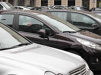 Die Parkplatz-Situation in Meidling soll das Parkpickerl verbessern