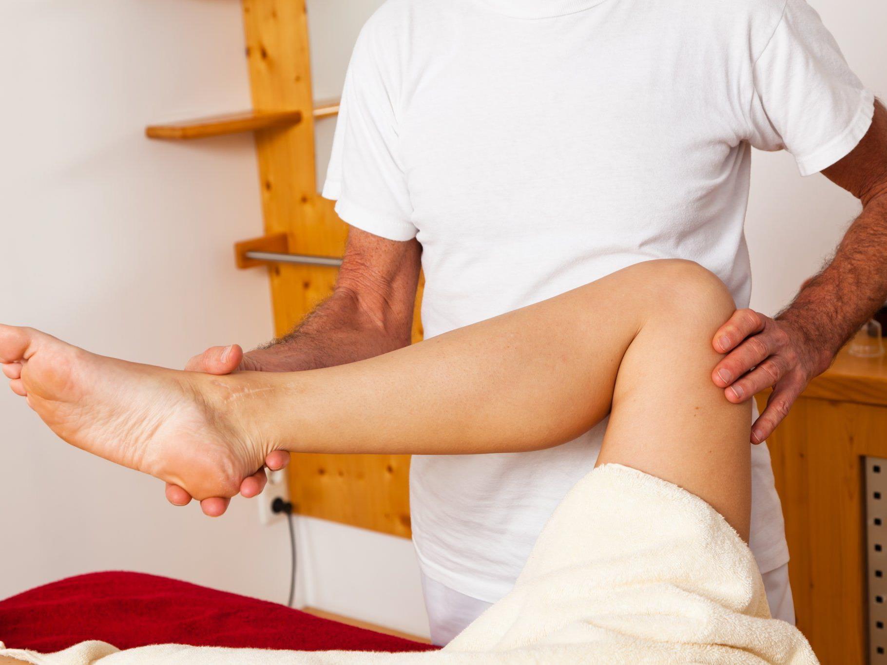 Behandlungsdauer bei Physiotherapien oft viel zu kurz.