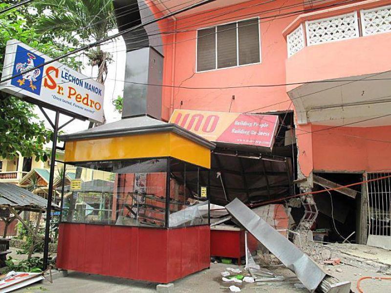 Starkes Erdbeben forderte zahlreiche Tote, viele Menschen werden noch vermisst
