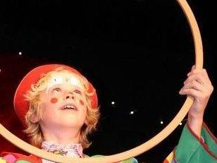 Viel Spaß mit dem Zirkus Dimitri im Zirkusmuseum