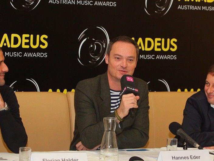 Die Nominierungen für die Amadeus Austrian Music Awards 2012 wurden vergeben.