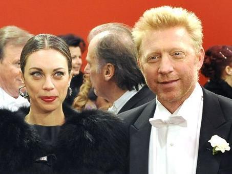 Unter den Stargästen befanden sich auch Boris und Lilly Becker am Opernball 2012.