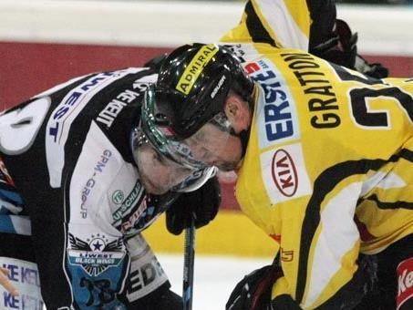 Die Vienna Capitals konnten sich gegen Linz durchsetzen.