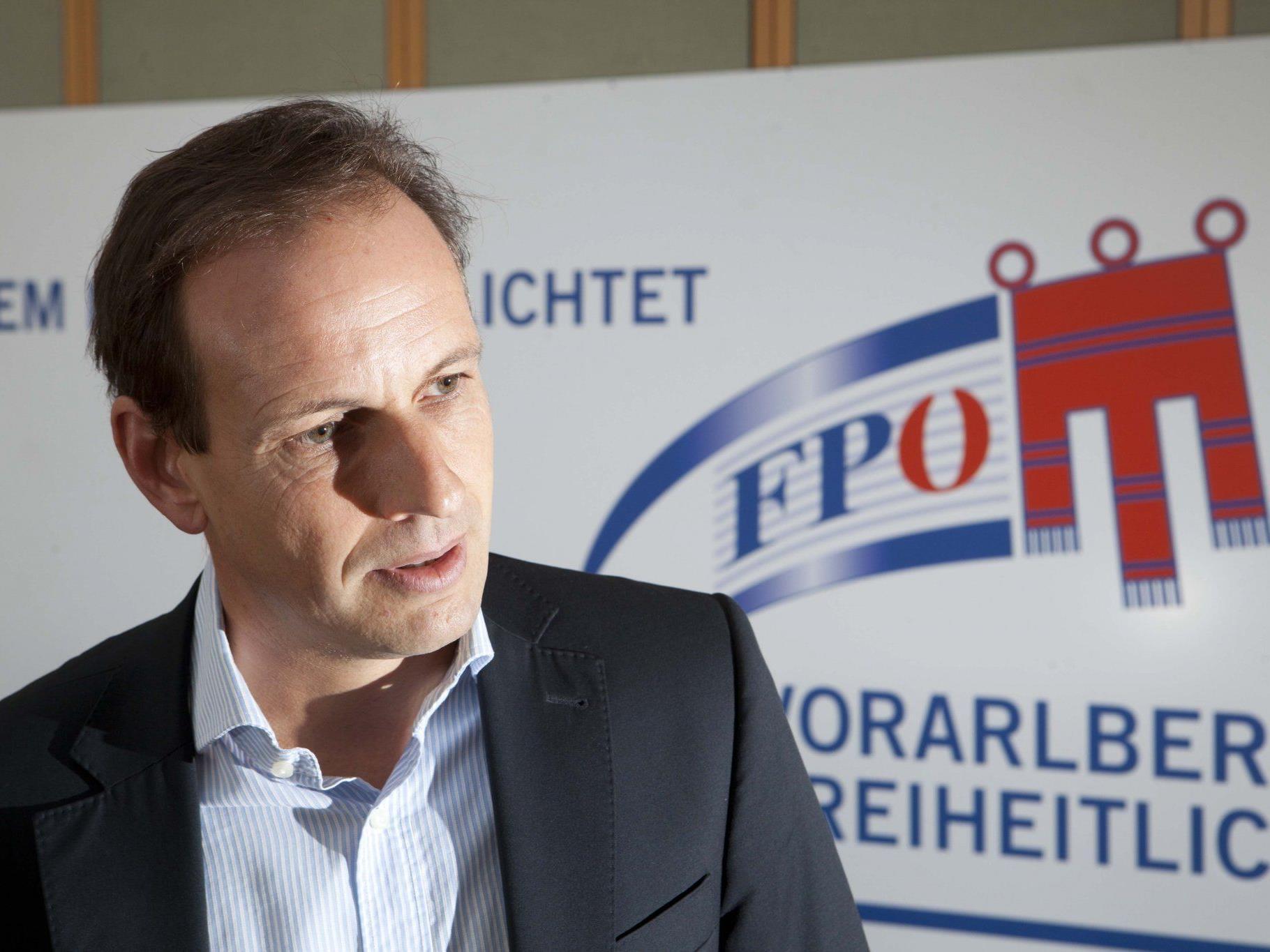 Empörung bei Dieter Egger