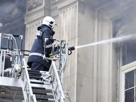 Die Wiener Berufsfeuerwehr wird nun in einer eigenen Feuerwehrschule ausgebildet.
