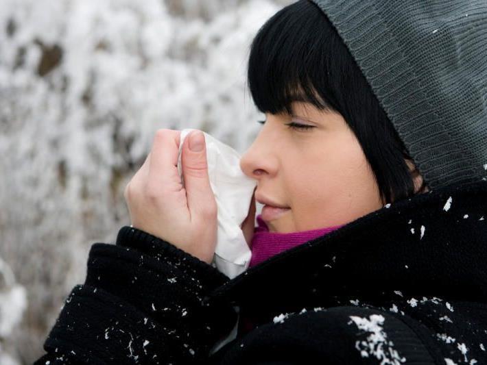 Noch sind es hauptsächlich grippale Infekte mit Husten und Schnupfen, die die Vorarlberger plagen.