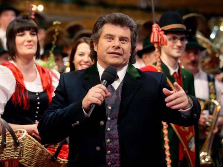 Andy Borg und seine Stargäste beim Musikantenstadl lassen Wiener Neustadt beben