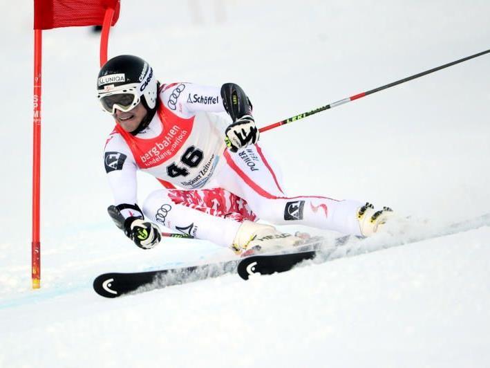 Sensationssieg mit der Startnummer 72 von Clemens Dorner.