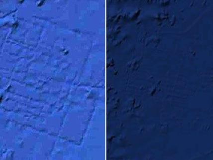 """Der Vorher-Nachher-Vergleich: Google ließ """"Atlantis"""" endgültig verschwinden"""