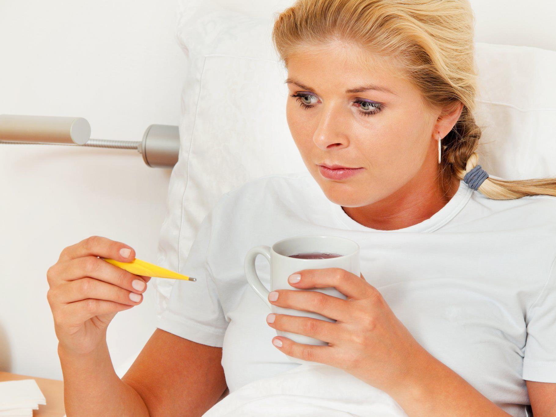 17.300 Mal schlug die Grippe letzte Woche in Wien zu