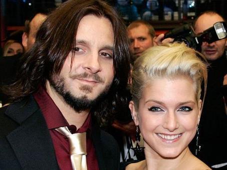 Jeanette Biedermann und Jörg Weisselberg wollen heiraten.