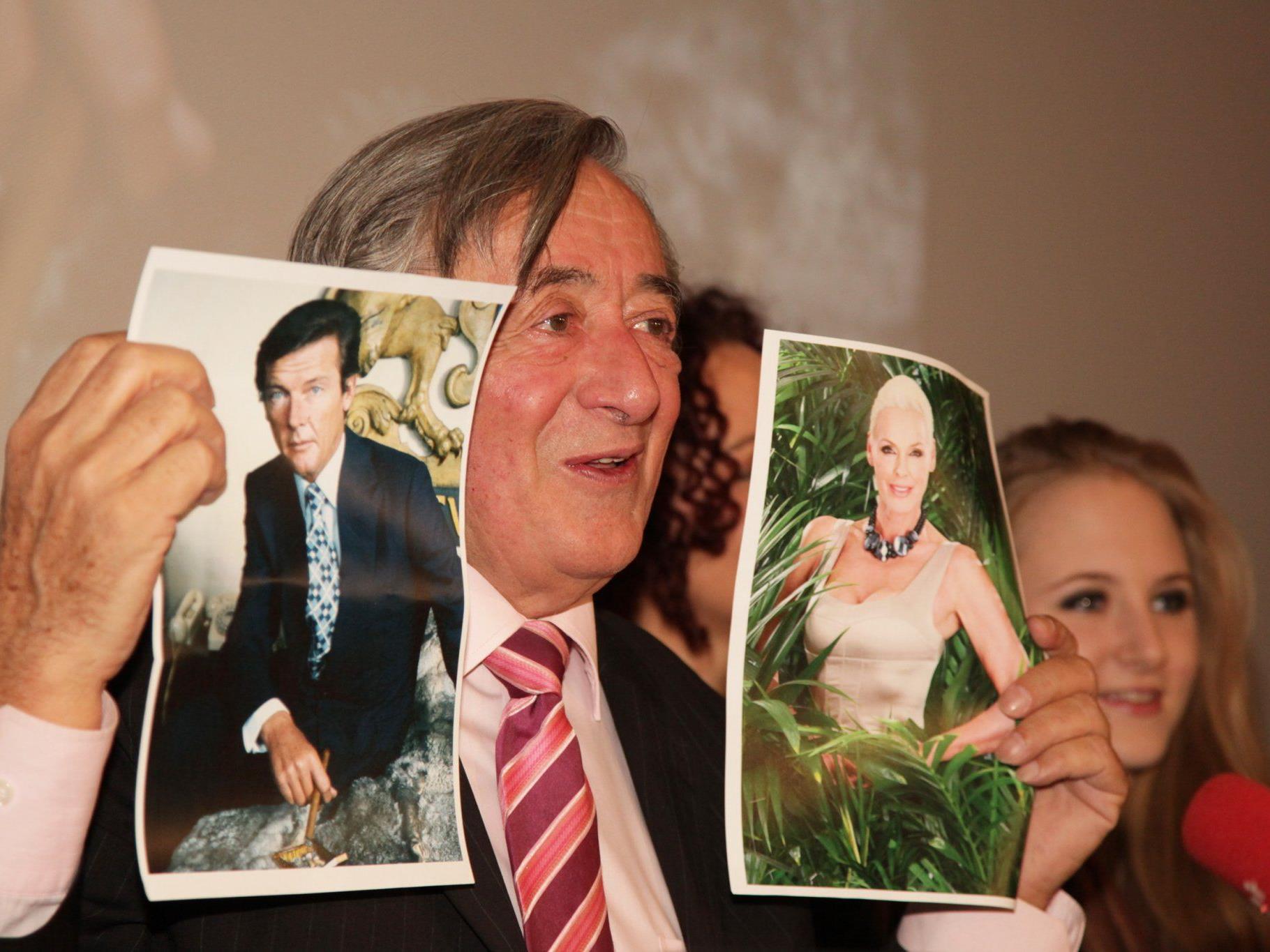 Brigitte Nielsen ist Richard Lugners Opernball-Stargast 2012.