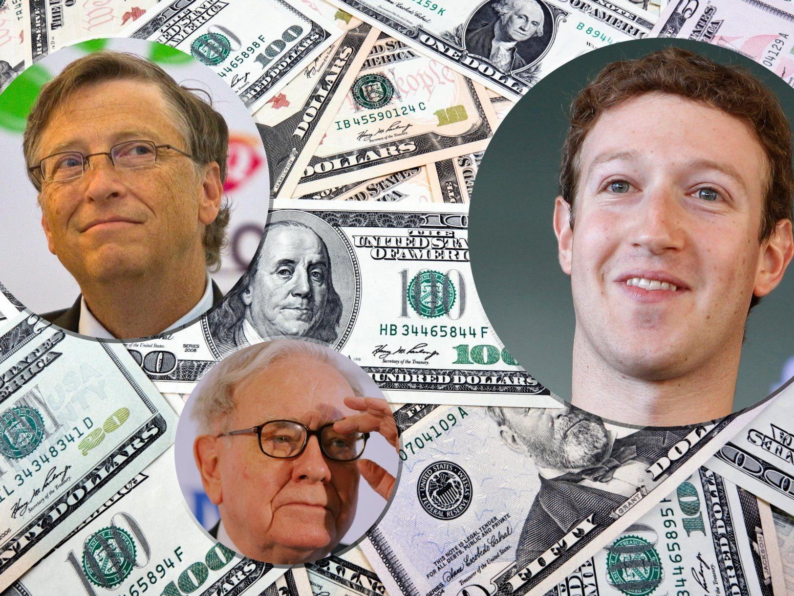 Mark Zuckerberg gehört wohl bald zu den reichsten Amerikanern.
