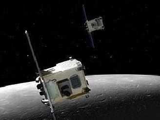 """""""Grail""""-Sonden filmten die Mond-Rückseite"""