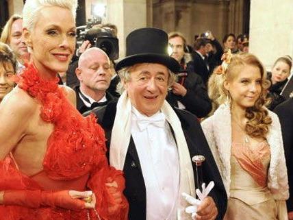 Nur positives Feedback der Promis für den Opernball 2012.