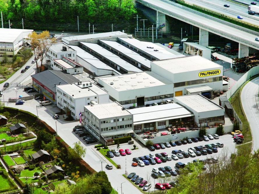 Kranhersteller Palfinger, mit Sitz in Bergheim bei Salzburg, investiert 100 Mio Euro in China.