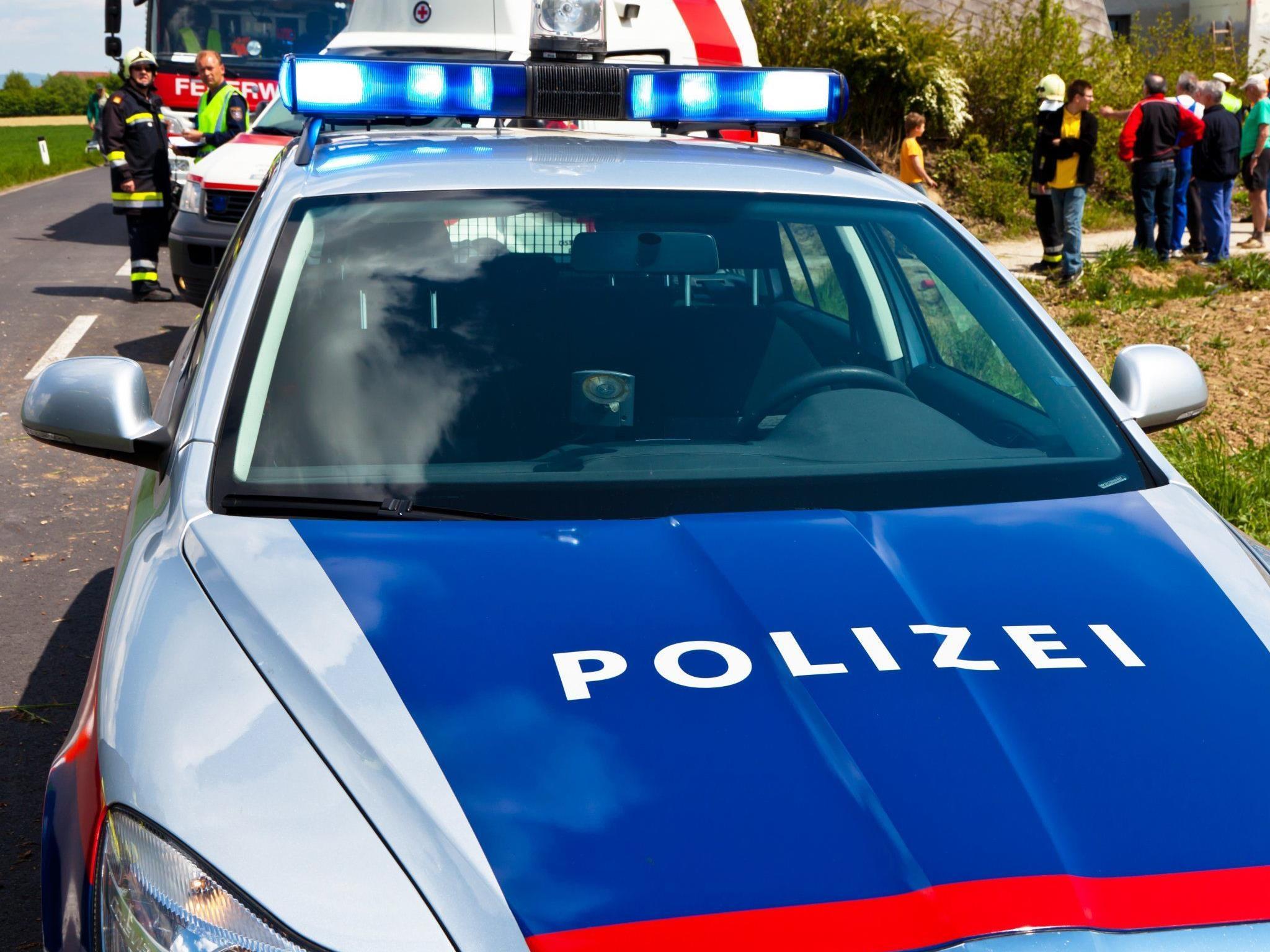 Ein schwerer Unfall mit neun Verletzten ereignete sich auf der A1 bei Amstetten