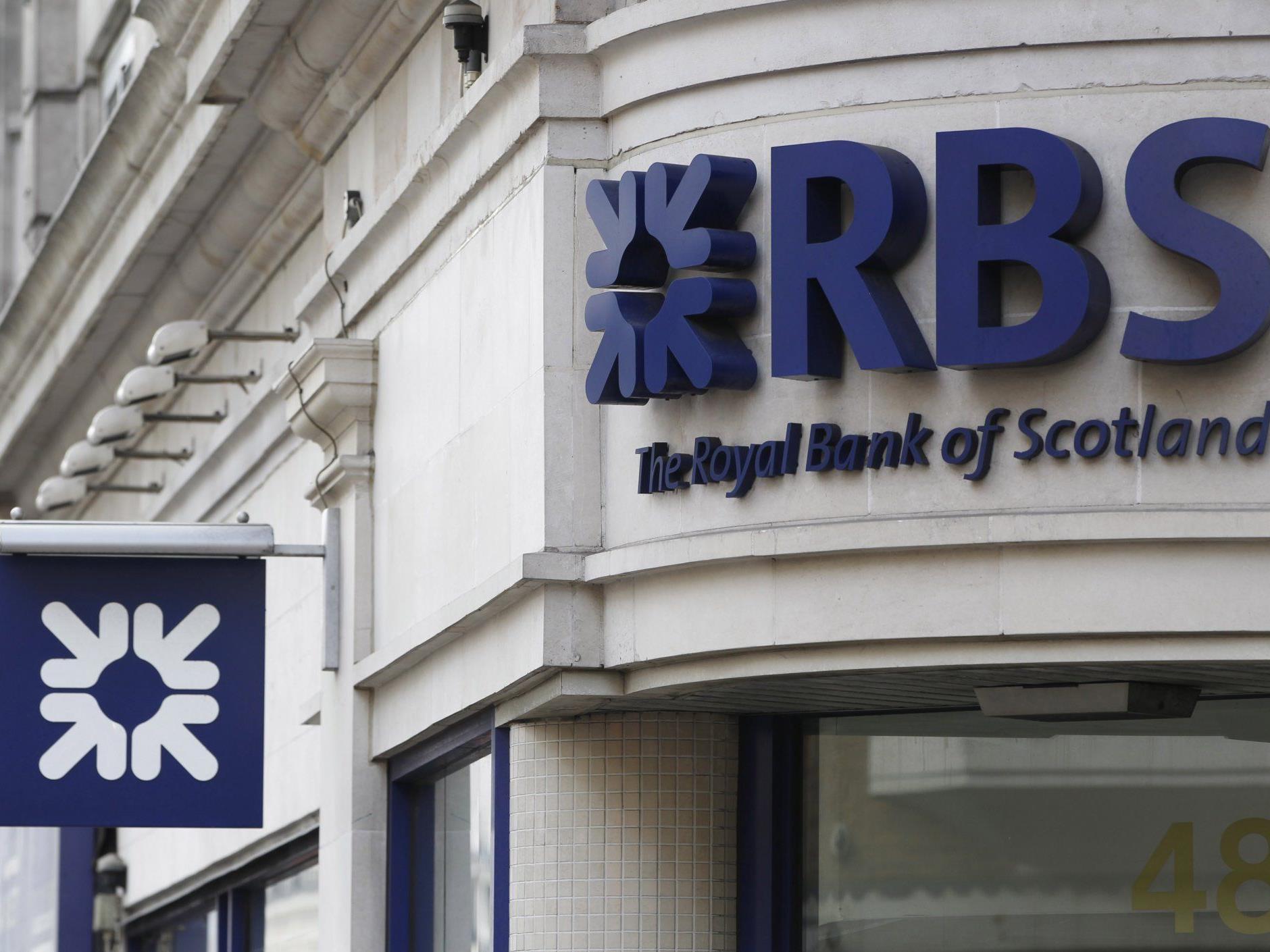 Sondervergütungen im RBS-Konzern immer noch fast eine Milliarde Pfund.