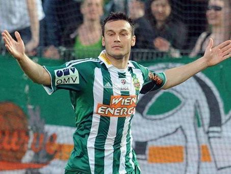 Hamdi Salihi wechselt von Rapid Wien in die USA zu DC United.