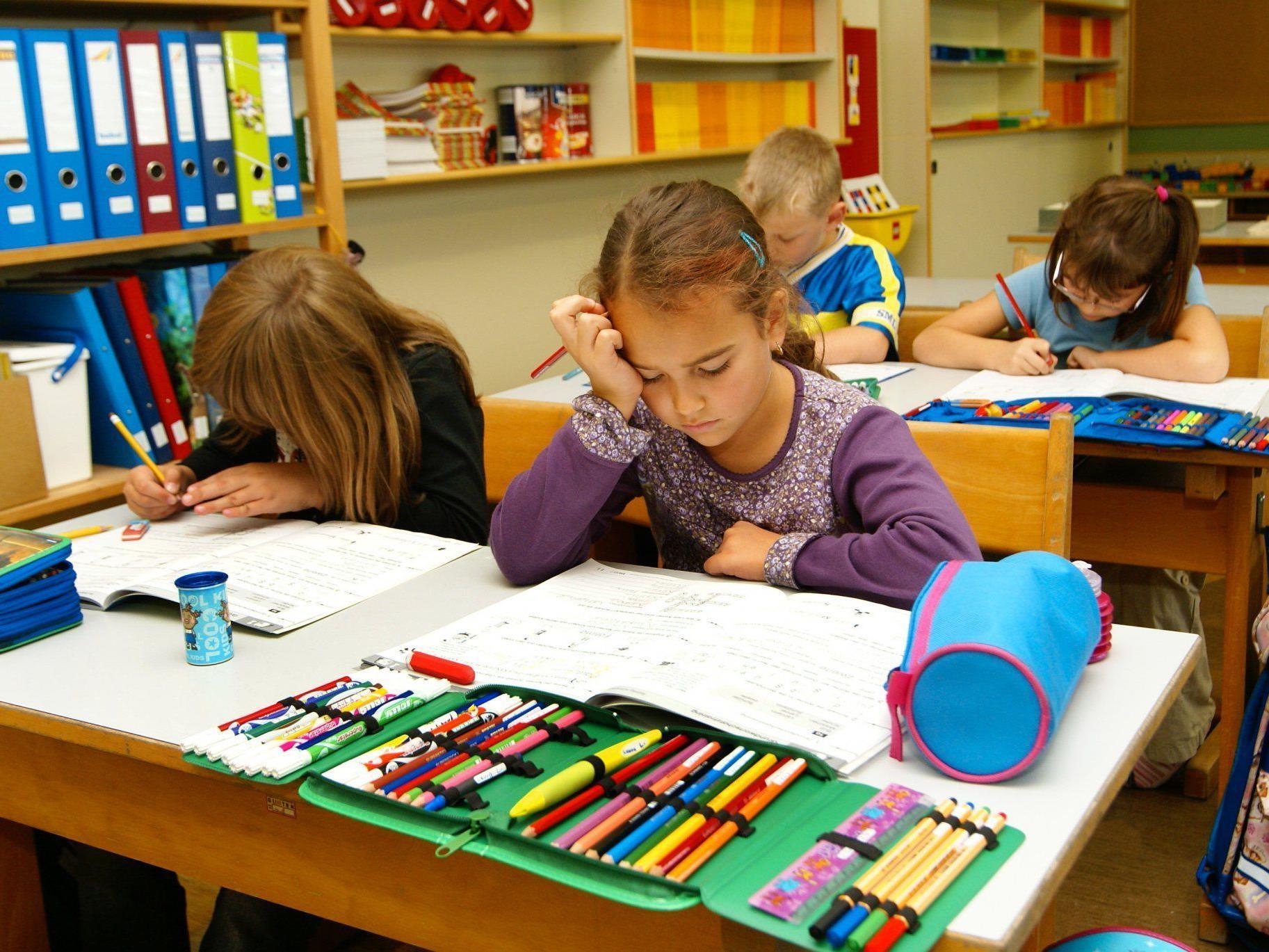 Wie gut können Wiens Schüler lesen? Beim Lesetest wird genau das festgestellt