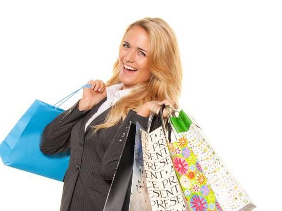 Viel los auf den Wiener Einkaufsstraßen im März