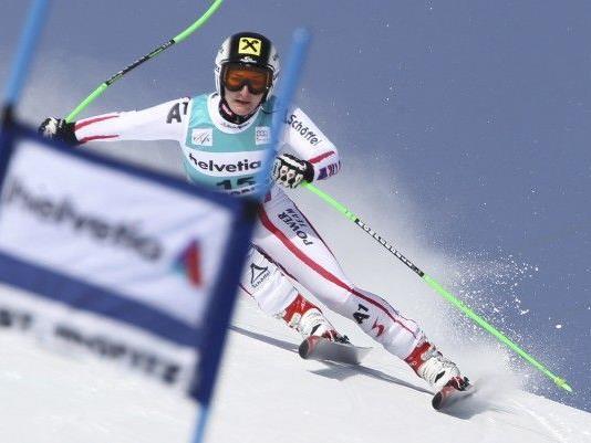 Bei den Damen steht statt des geplanten RTL ein Slalom auf dem Programm.