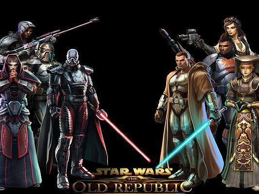 Die Macht gegen WoW: Star Wars the Old Republic.