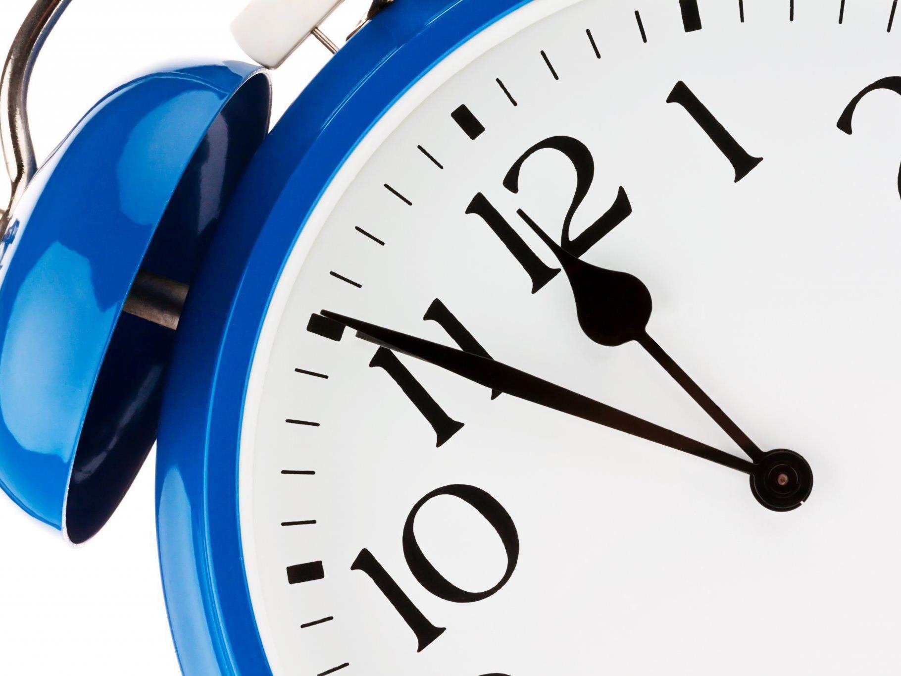 """Wissenschaftler haben eine natürliche Verbindung zwischen plötzlichem Herztod und der """"biologischen Uhr"""" gefunden."""
