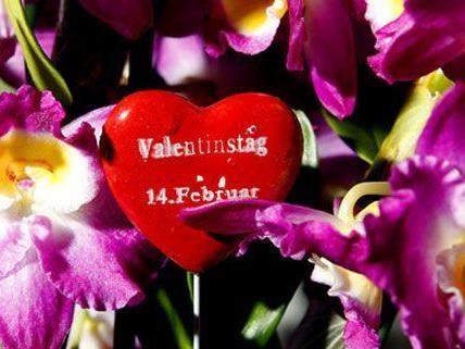 Verschenken Sie etwas am Valentinstag?