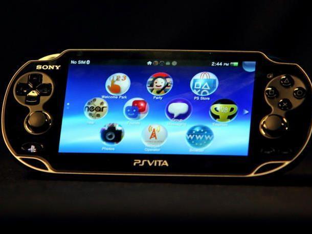 Japanischer Elektronik-Riese bringt Playstation Vita auf den Markt