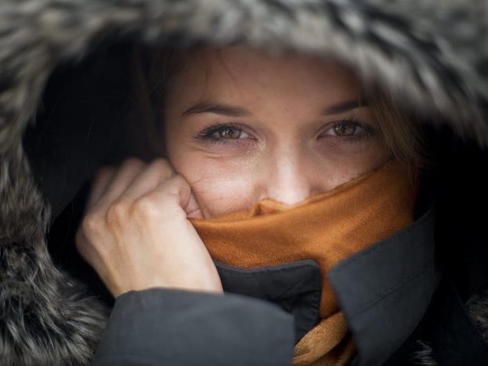 Kältewelle in ganz Europa