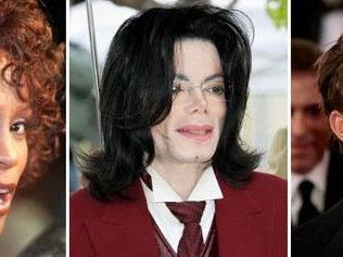 Houston, Jackson und Ledger - sie alles starben an einer Medikamenten-Überdosis.