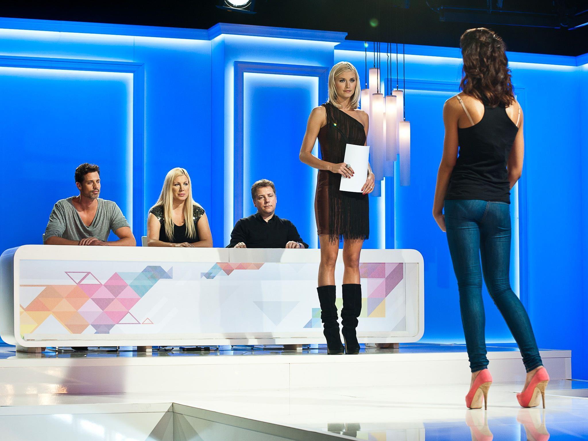 """Yemisi musste die Show """"Austria's Next Topmodel"""" am Sonntag verlassen."""