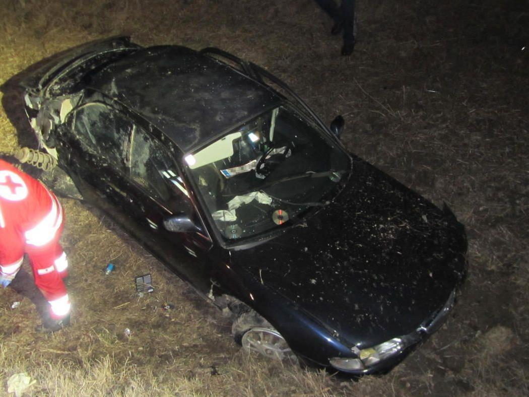 In diesem Auto starb der Mann auf der S5