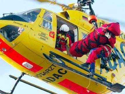 Bei einem Autounfall in Kärnten gab es sieben Verletzte.