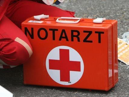Die 71-jährige wurde von einem Notarzt erstversorgt
