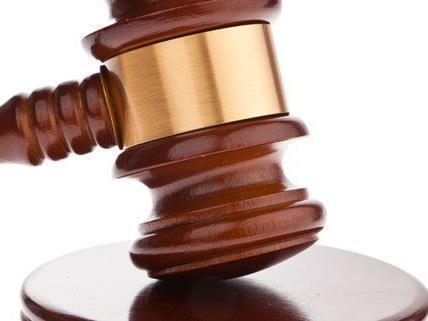 Der Angeklagte wurde wegen Wiederbetätigung verurteilt.