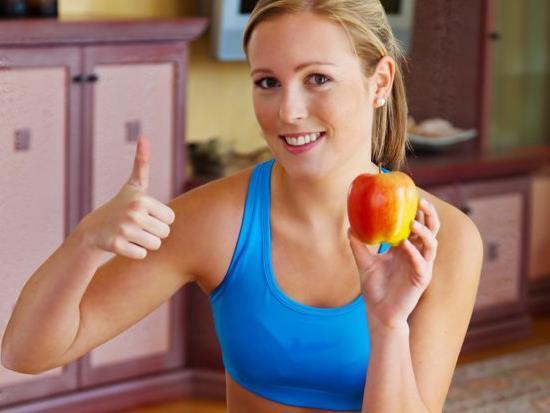 Äpfel. Eine bessere Idee als schnelle Frühlingsdiäten.