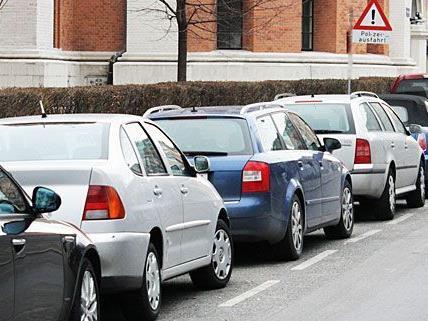 Das Parken in Wien wird ab sofort um einiges teurer