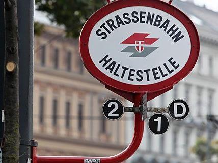 Am Wiener Ring fallen wegen der Wiener Radparade mehrere Straßenbahnen aus